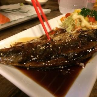 ปลาซาบะย่างซีอิ้ว -   / Umai (อ.เมืองปทุมธานี)|กรุงเทพและปริมลฑล