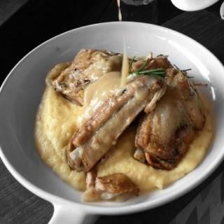 roasted pork ribs -  dari Ocha & Bella (Menteng) di Menteng |Jakarta