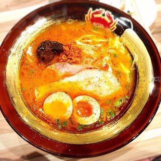 Spicy crab broth ramen -  Somerset / Ramen Keisuke Kani King (Somerset)|Singapore