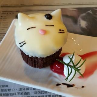 喵蛋糕 -  dari 躲喵喵咖啡館 (瑞芳區) di 瑞芳區 |New Taipei / Keelung