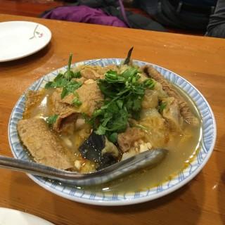 沙鍋魚肉一人份 -  東區 / 林聰明沙鍋魚頭 (東區)|雲林/嘉義