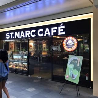 's St. Marc Cafe (Central Bus. Dist.)|Metro Manila