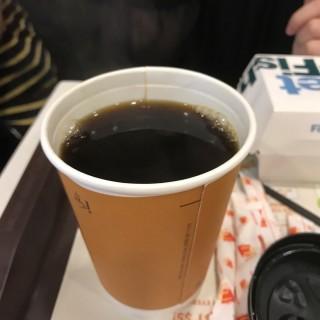 Coffee Black - 's McDonald's (Bedok) Singapore