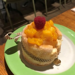 Mango Vanilla Trifle -  City Hall / Marché (City Hall)|Singapore