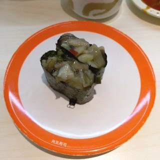 芥辣八爪魚軍艦 - 位於沙田的元気寿司 (沙田) | 香港