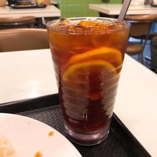 凍檸茶 - 位於的家家美食 (深水埗) | 香港