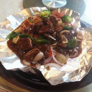 黑椒牛仔骨 - 位於的凯潮农家宴 (客村) | 廣州