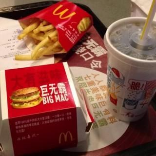 dari 麦当劳 (王顶堤 ) di 王顶堤  |Tianjin