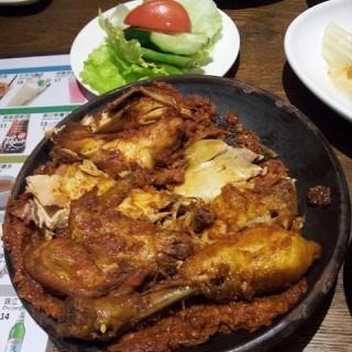 酱压鸡 - 's 槟城马来西亚餐厅 (huanghuagang)|Guangzhou