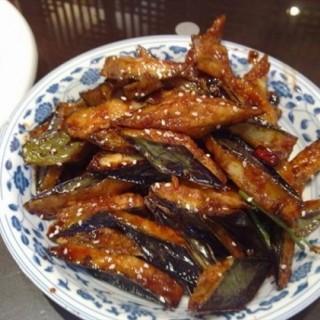 风味茄子 -  dari 老憨猪蹄 (燕山地区) di 燕山地区  jinan