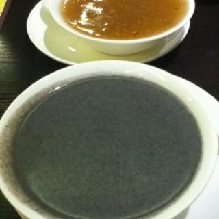 芝麻糊和红枣糊 - jiangnanxi's 荔苑 (jiangnanxi)|Guangzhou