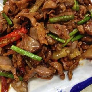 麻辣鸡胗 -  富强大街 / 天都川菜居 (富强大街)|石家庄