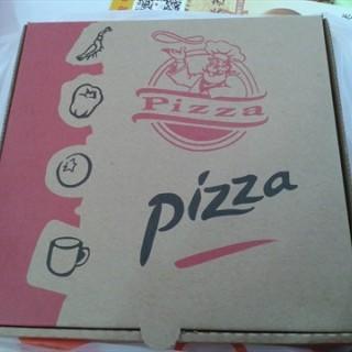 海鲜至尊披萨 - tonghe's 阿里爷爷 (tonghe)|Guangzhou