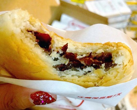 现烤玫瑰饼 - 海小姐的玫瑰饼 - 适合大伙人 - 安定门 - 北京