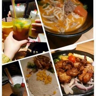 牛扒套餐 - nongjiangsuo's KAPOK (nongjiangsuo) Guangzhou