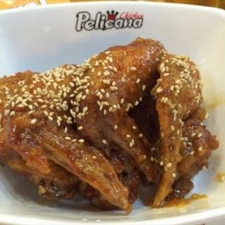 甜酱鸡翅 - gongyuanqian's pelicana chicken百利家乐 (gongyuanqian)|Guangzhou