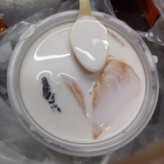 芒果椰汁黑糯米甜甜 - ใน五角场 จากร้านHoneymoon Dessert (五角场)|Shanghai