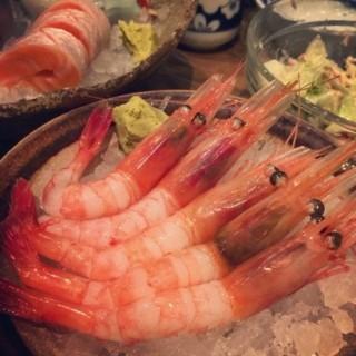甜虾刺身 - tianhecheng's 小山日本料理 (tianhecheng)|Guangzhou