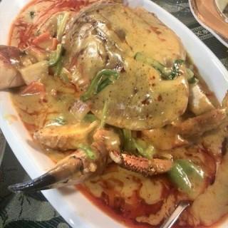 黄咖喱蟹 - 位于朝阳区的暹罗象泰国餐厅 (朝阳区) | 北京