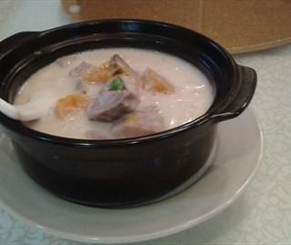 椰汁芋头南瓜煲 - chenjiaci's 东江金龙船海鲜酒家 (chenjiaci)|Guangzhou