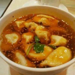 酸辣饺子 - ใน白云山 จากร้าน老西安味工厂 (白云山)|Guangzhou