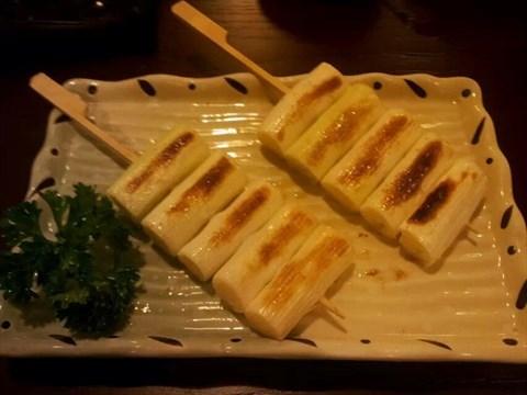 日式烧京葱 - Huanghuagang's 潮政日本料理|Japanese - Guangzhou