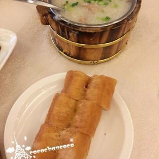 鲍鱼花胶滑鸡粥 - gongyuanqian's 幸运楼 (gongyuanqian)|Guangzhou