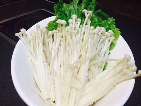 金针菇 - 香草香草云南原生态火锅 - Hot Pot - Wusibei - 福州