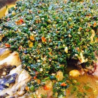 版纳风情包烧鱼 - 位於青羊區的欢天寨·鱼帅锅烤鱼 (青羊區) | 成都