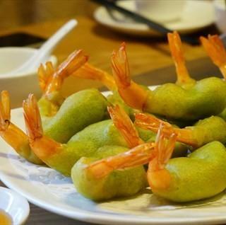 翡翠凤尾虾 - 's 潮菜•炊牛小馆 (baiyunshan)|Guangzhou