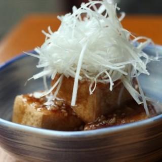 日式炸豆腐 - tianhecheng's 吉兆手握寿司 (tianhecheng)|Guangzhou