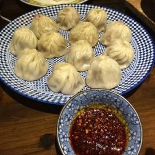 羊肉蒸包 - zhujiangxincheng's 陇上行 (zhujiangxincheng)|Guangzhou