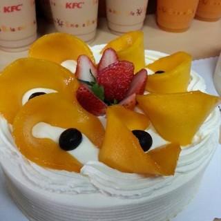 芒果慕斯生日蛋糕 - tianhecheng's BOEY宝儿嘉作手工蛋糕 (tianhecheng)|Guangzhou