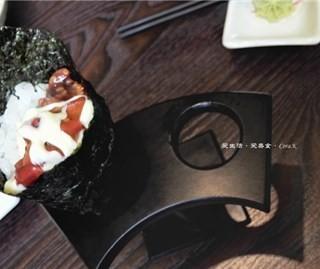 味付八爪搭海草手卷寿司 - gongyuanqian's 辣辣寿司 (gongyuanqian)|Guangzhou