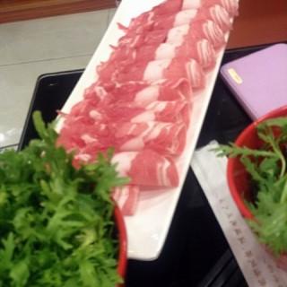草原羔羊肉 - 位于五道口的虾吃虾涮 (五道口) | 北京