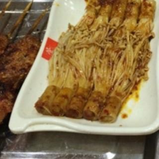 金针菇 - 位于什刹海的管氏翅吧 (什刹海) | 北京