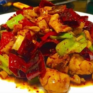 古法宫保鸡 - 位于十里堡的朱师傅的川菜馆 (十里堡)   北京