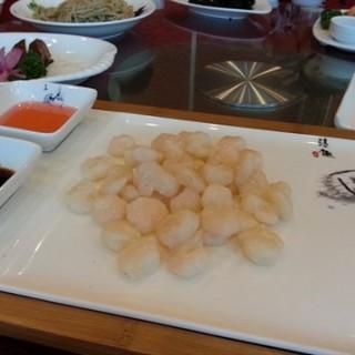 清炒虾仁 - ใน台北路 จากร้าน广东商会酒楼 (台北路)|Wu Han