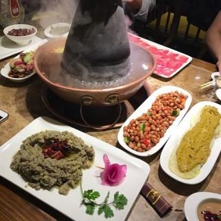 dari 大得涮肉 (朝阳区) di  |Beijing
