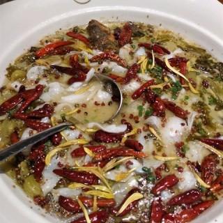 老壇酸菜爐魚 - 位於棠下的东江渔村 (棠下) | 廣州