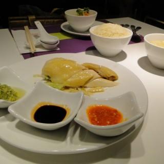 海南雞飯 - 位於的沙嗲軒 (尖沙咀) | 香港