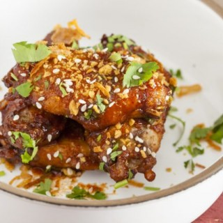 Chicken wings - Repulse Bay's Limewood (Repulse Bay)|Hong Kong