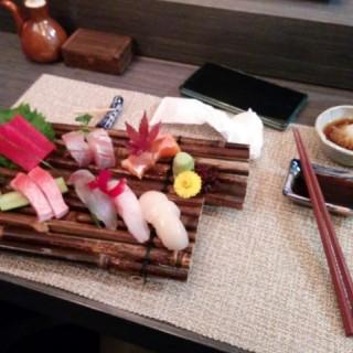五點刺身,三點壽司 - 位於荃灣的料理処:森 (荃灣) | 香港