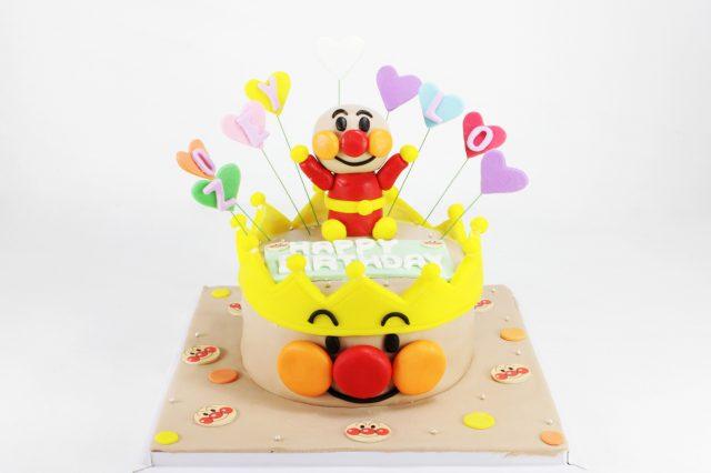 皇冠面包超人立体蛋糕 - 位于佐敦的栢芝饼店 (佐敦) | 香港