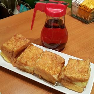 花生醬西多士 - 位於將軍澳的椰林閣餐廳 (將軍澳) | 香港