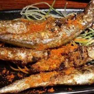 多春魚 - 位於的蠔燒 (大圍) | 香港