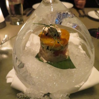 Duo of Crab - 位於尖沙咀的AVA Restaurant Slash Bar (尖沙咀) | 香港