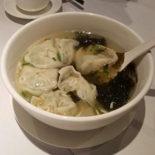 菜肉大餛飩(例) - 位於太古的蘇浙滙 (太古) | 香港