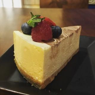 雲石芝士蛋糕 - 位於天后的Cafe's Secrets (天后) | 香港