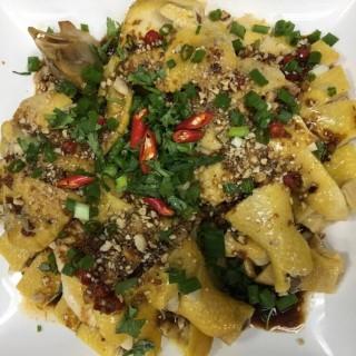 口水雞 - 位於元朗的哈佬燒烤川味 (元朗) | 香港